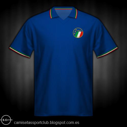 d846255fb6 Copa do Mundo FIFA 1990 - Grupo A - Show de Camisas