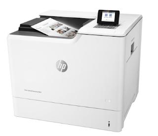 HP Color LaserJet M653x Driver Download
