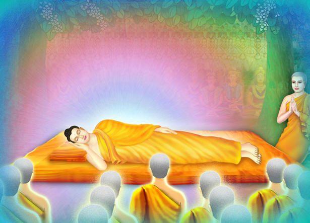 [14] Đức Phật nhập Đại Niết Bàn- ĐỨC PHẬT và PHẬT PHÁP - Đạo Phật Nguyên Thủy (Đạo Bụt Nguyên Thủy)