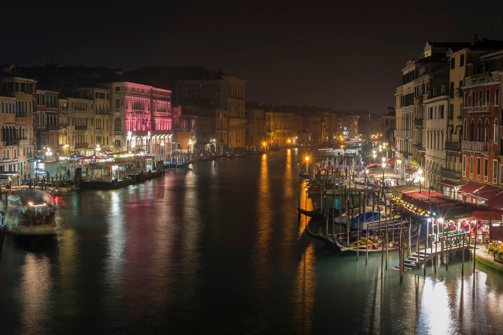 Venise pose longue