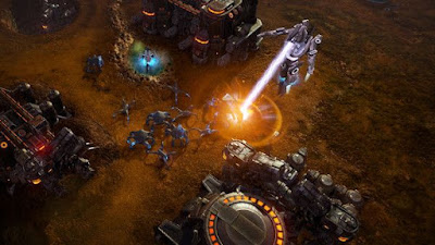 Grey Goo Definitive Edition gameplay