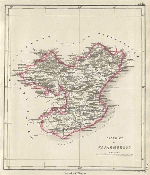Greater Rajahmundry: Maps
