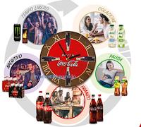 Logo Concorso ''Più gusto ogni ora'' e vinci 93 orologi da parete Coca-Cola