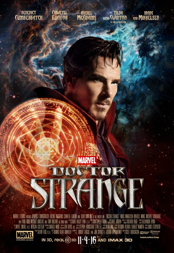 Movie Doctor Strange (2016)