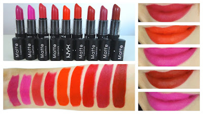 Keunggulan Nyx Lipstick Matte Review