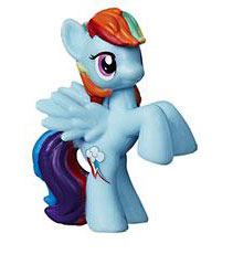 Wave 11 Rainbow Dash Blind Bag Figure