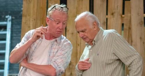 Coronation Street Blog Steve Huison And Roy Hudd In