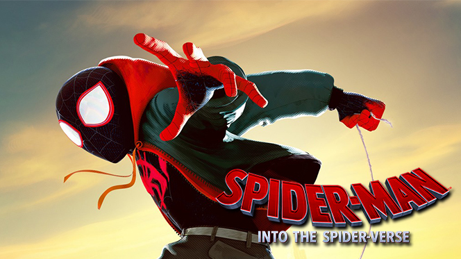 Spider-Man: Un nuevo universo (2018) Web-DL 1080p Latino-Ingles