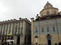 piazza Castello e San Lorenzo a Torino
