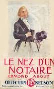 Edmond About Le nez d'un notaire Mille et une nuits