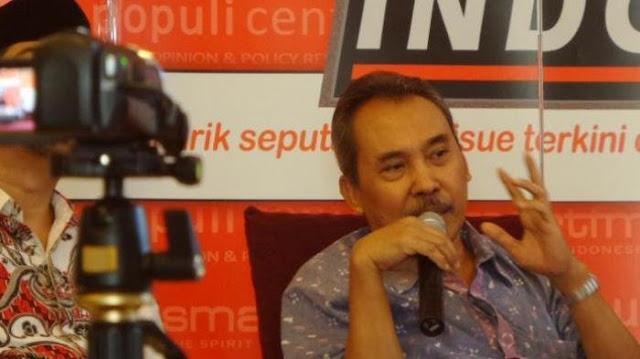 LIPI: Jokowi, Jangan demi Menang Pilpres Anda Biarkan TNI/Polri Aktif ke Ranah Sipil