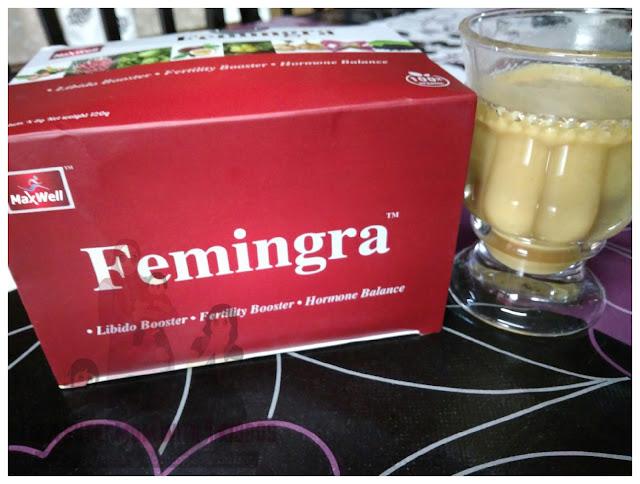 FEMINGRA, membantu masalah dalaman wanita.