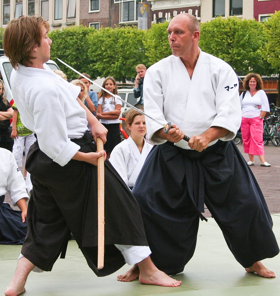 Marc Jongsten. Source: aikidoleiden.nl.