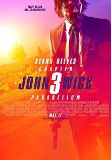 Sinopsis pemain genre Film John Wick Chapter 3 - Parabellum (2019)