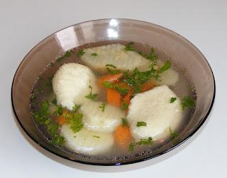 Supa de curcan cu galuste reteta,