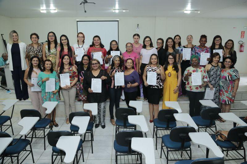 Posse das novas integrantes do Conselho da Condição Feminina de Santarém