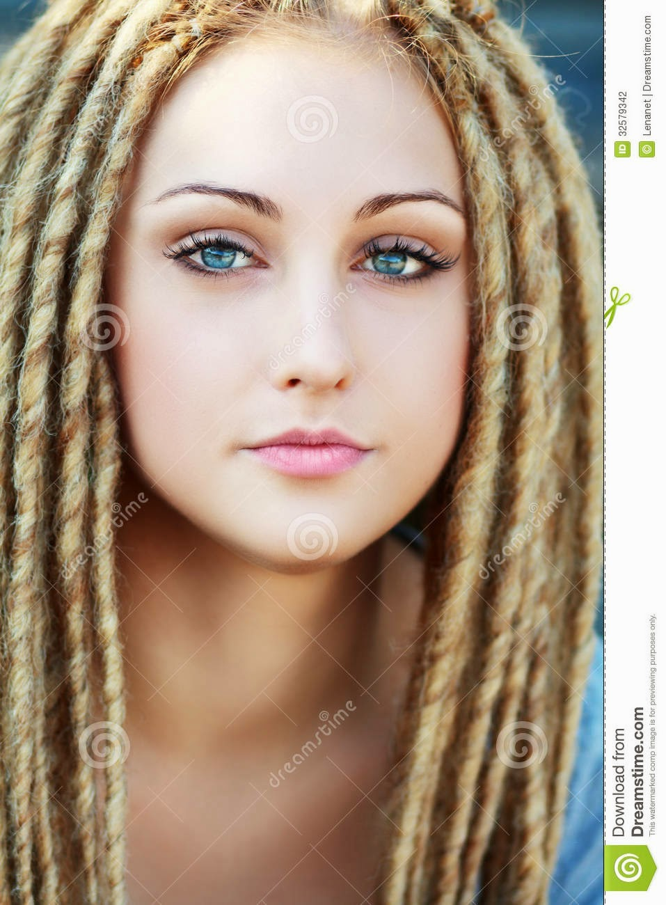 White Women With Dreads Nail Art And Tattoo Design Ideas