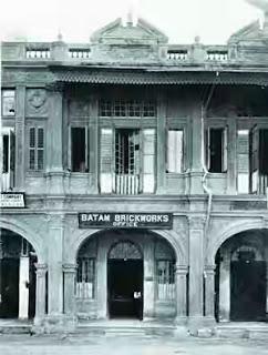 Batam Brickworks office