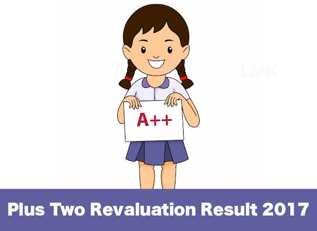 Kerala +2 Revaluation Result 2017 March