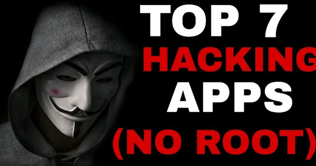 Hacking Applications For Not Rooted Mobile