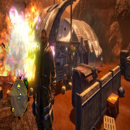 Download Red Faction Guerrilla Highly Compressed Game For PC