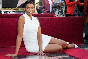 Jennifer Hudson has received a star on the Walk of Fame