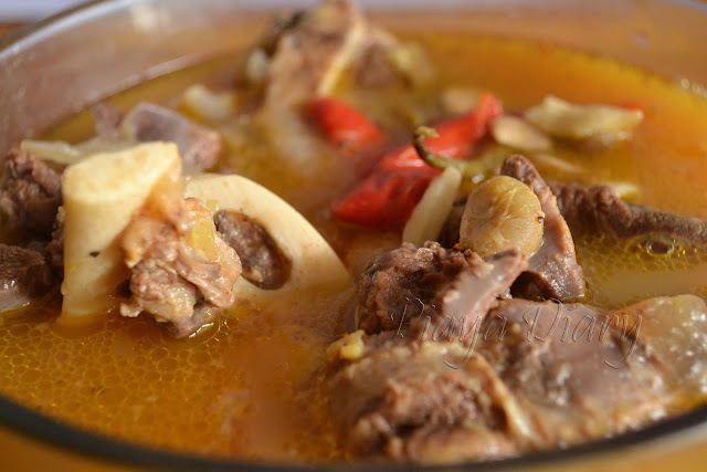 Learn How to Cook Bacolod's Famous Kansi