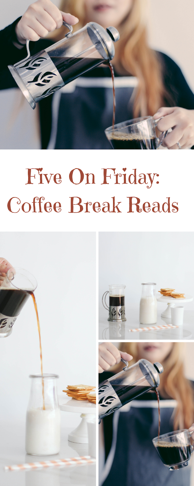 19/10/2018 Five On Friday: Coffee Break Reads