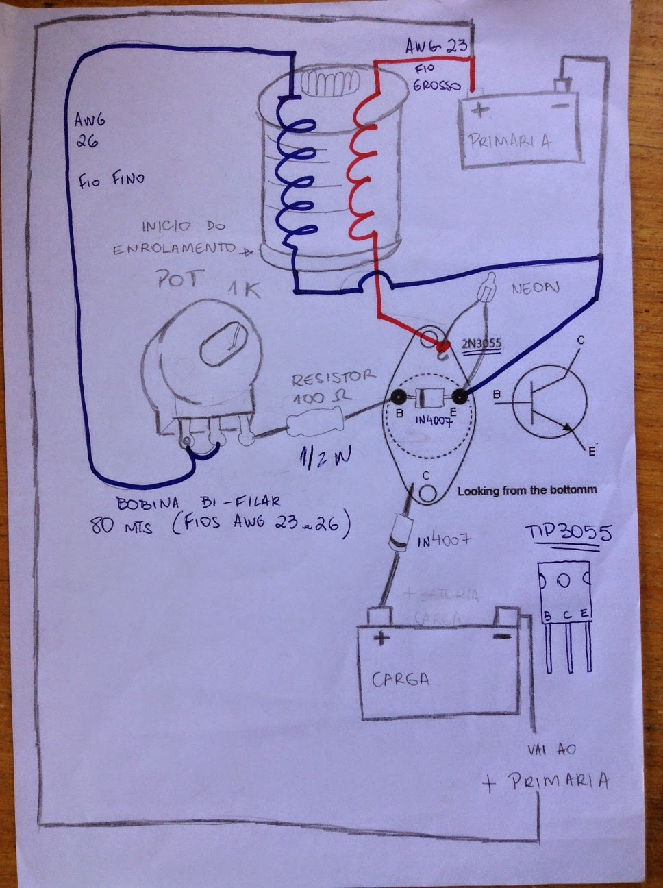 Circuito Motor Bedini : Kadu magalhaes desenho simplificado ssg bedini