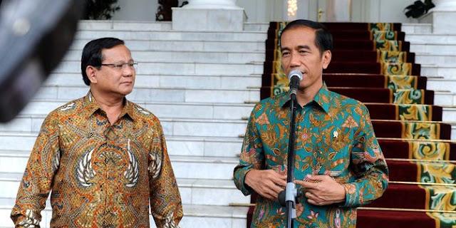 Peluang Jokowi-Prabowo masih Ada, Ini Syaratnya