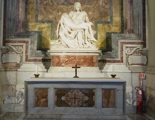 Rome S St Statue Elijah Peter