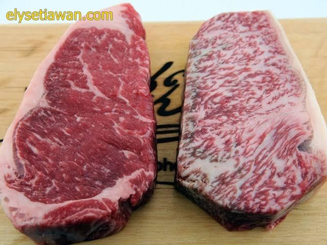 gambar daging sapi berkualitas baik