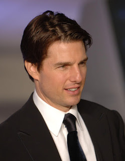 world's sexiest actors Tom Cruise