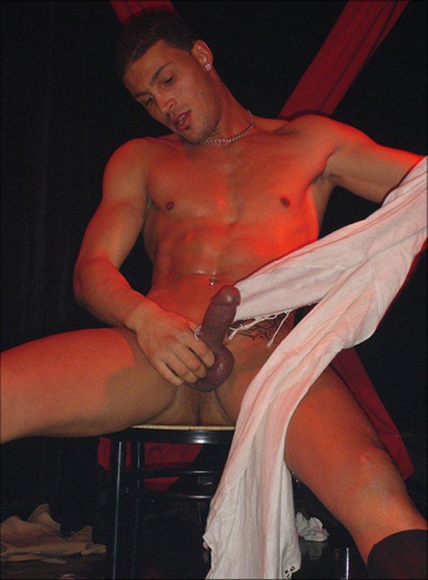 Male Stripper Cock 40