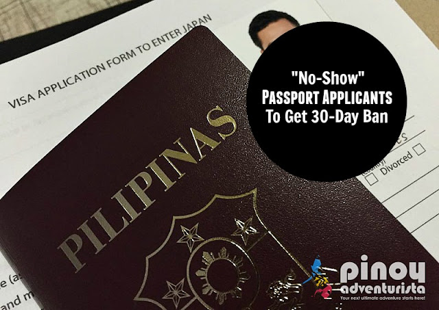 Starting June 1, no-show passport applicants to face 30-day ban