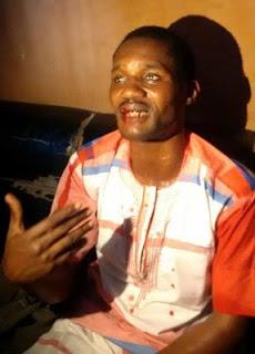 SHOCKER: Toyin Aimakhu's Ex-Boyfriend, Seun Egbegbe Beaten To Pulp For Stealing 9 iPhones; See Photos (It's No Drama)