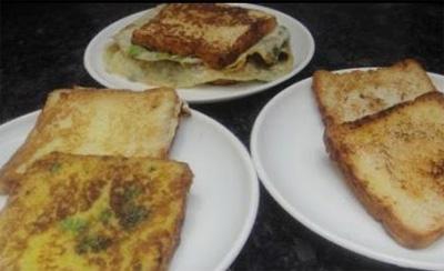 BREAD Toast | Bread EGG Toast | French Toast | Masala Toast | Bread Omelet | Bread Recipes