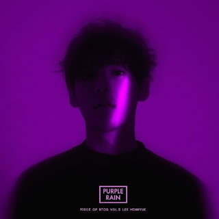 Minhyuk (BTOB) - Purple Rain (Feat. CHEEZE) Lyrics