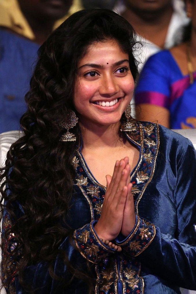 Sai Pallavi at Fidaa Movie Audio Launch Stills