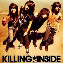 Chord Gitar Killing Me Inside - Biarlah