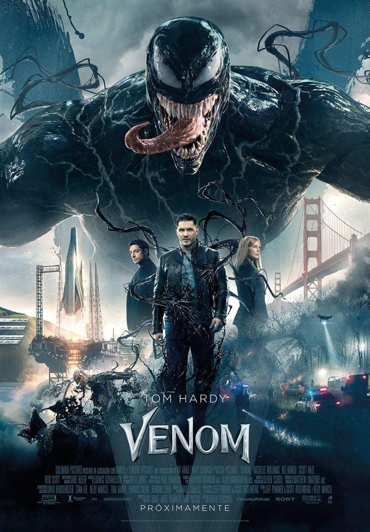 Venom 2018 descargar latino HD