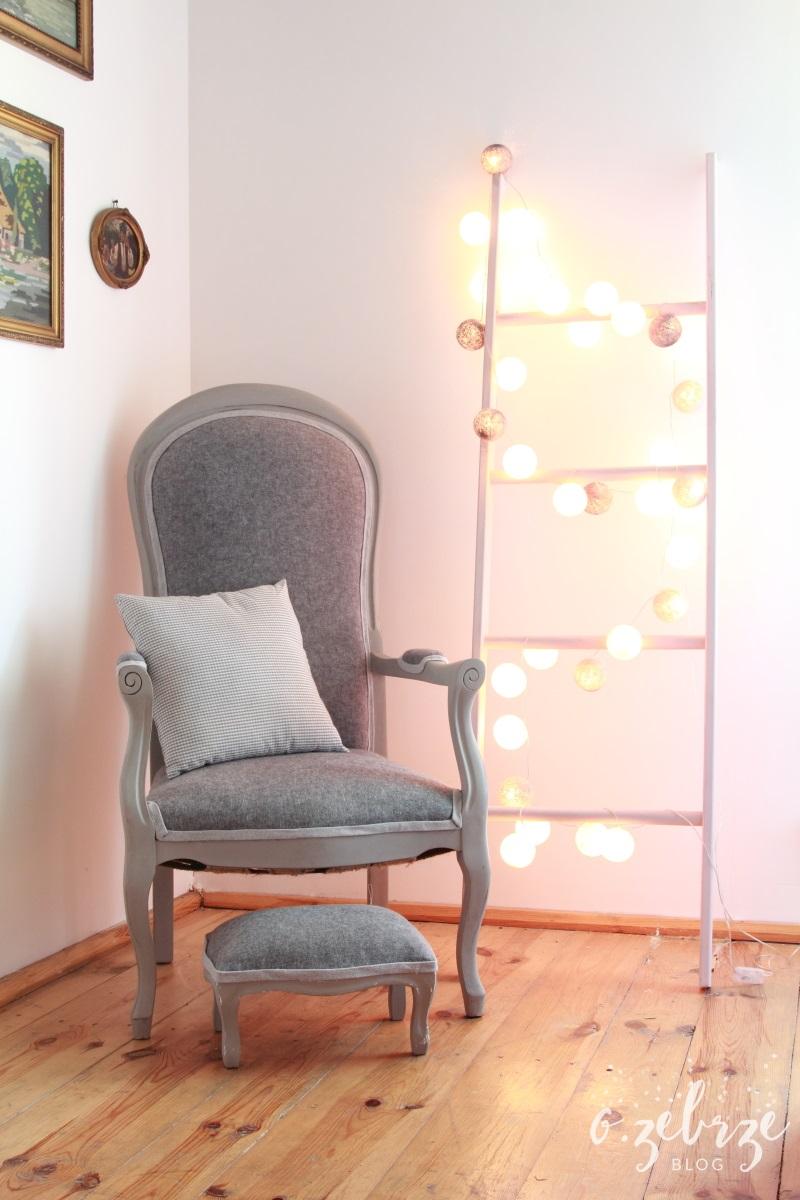 DIY, romantyczna sypialnia