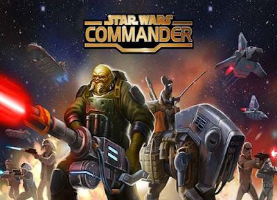 تحميل لعبة حرب النجوم كوماندر Download Star Wars Commander للكمبيوتر والاندرويد