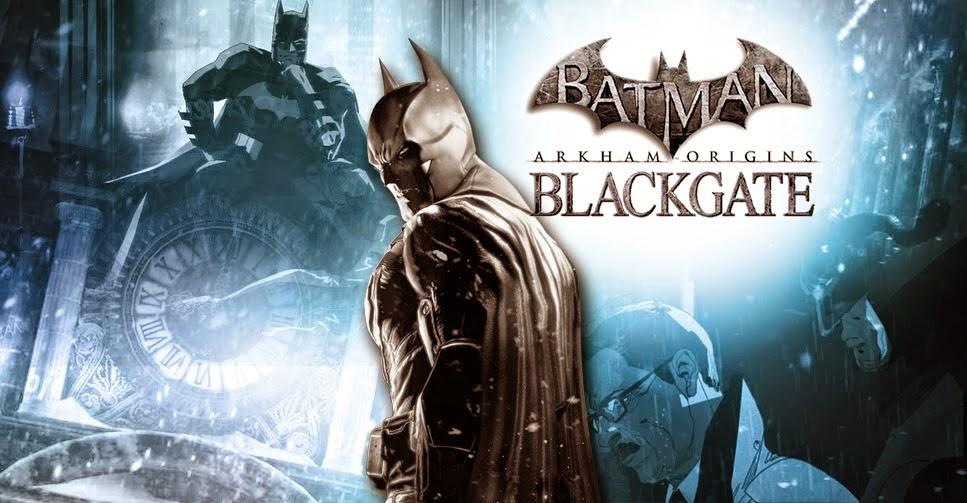 Analise Batman Arkham Origins Blackgate Traz Uma Rebeliao Ate O