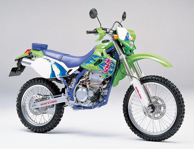 Planet Japan Blog Kawasaki Klx 250 Final Edition 2016