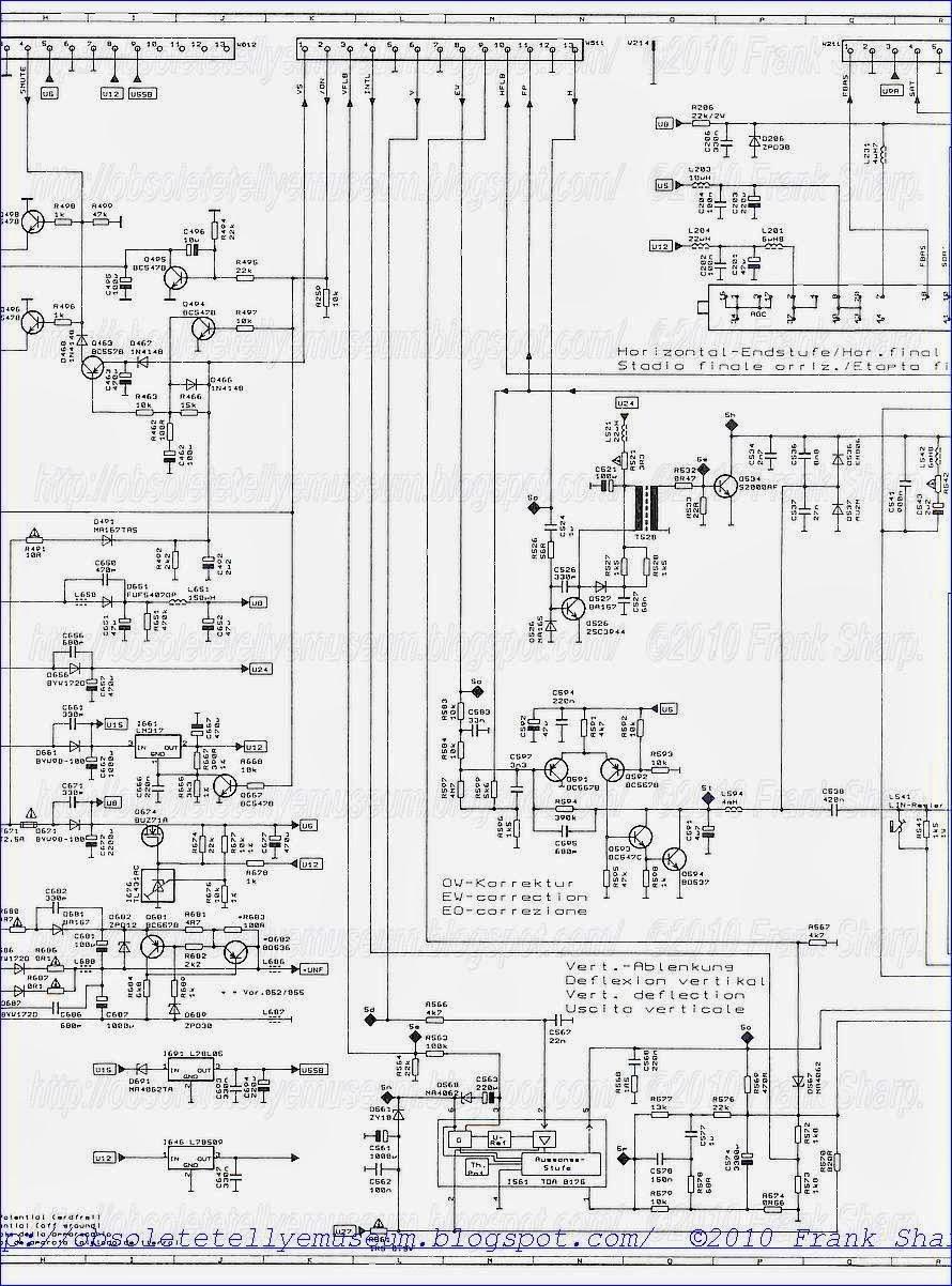 Obsolete Technology Tellye !: LOEWE CT1170 (Art.No 57410L