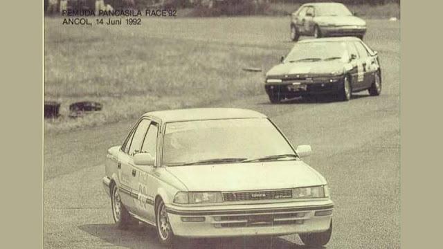 Corolla Twincam GTi Pemuda Pancasila Race 92