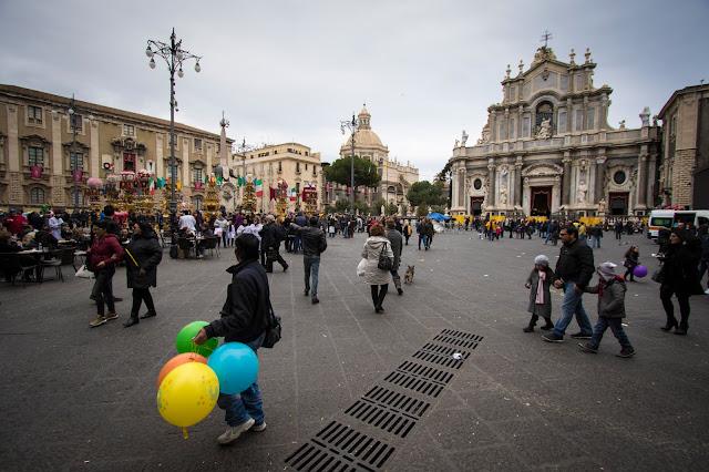 Piazza Duomo-Catania