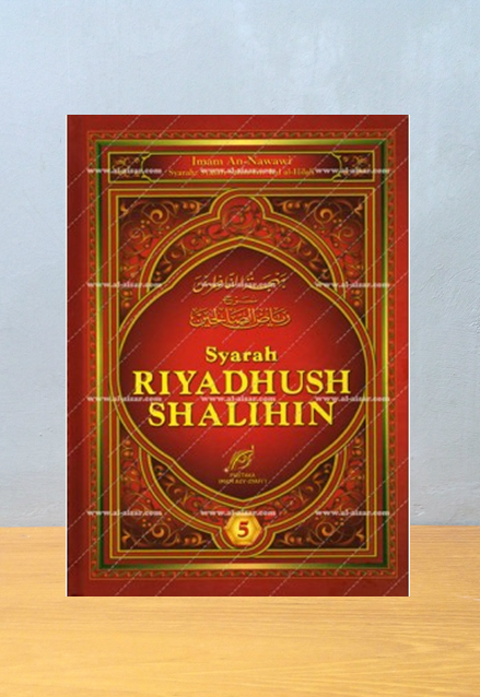 SYARAH RIYADHUSH SHALIHIN 1-5 BOX SET