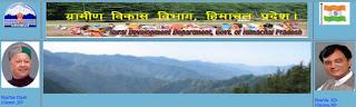 HP Rural Development Department Recruitment hprural.nic.in